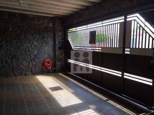 Imagem 1 de 27 de Casa Com 3 Dormitórios À Venda, 163 M² Por R$ 265.000 - Jardim Alexandre Balbo - Ribeirão Preto/sp - Ca1017