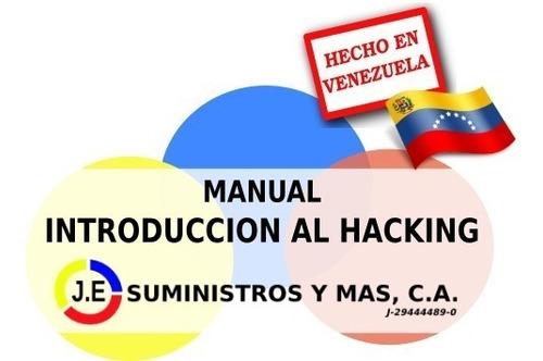 Manual Digital Introduccion Al Hacking Kali Linux Videos