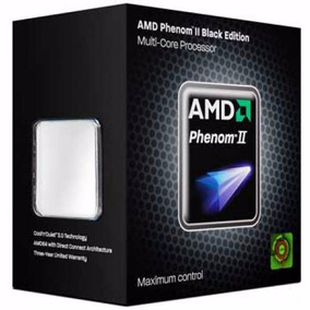 Processador Phenom X4 970 Back Edition 3,5ghz