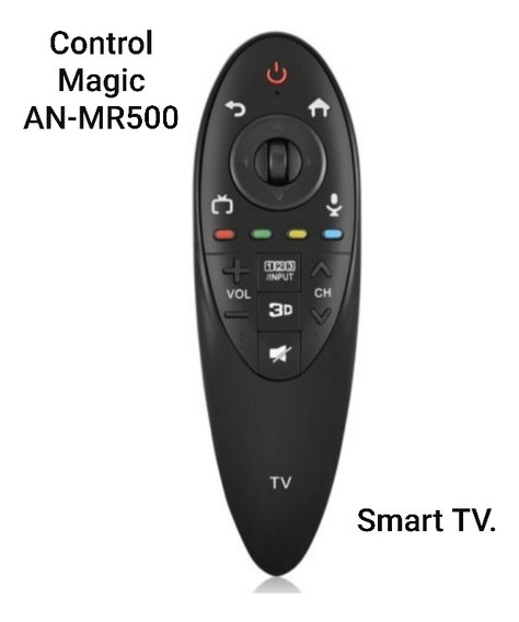 Control Universal Smart Tv Lg Magic An-mr500 Envío Incluido.