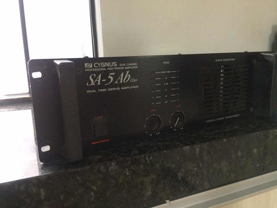 Amplificador Cygnus 1500 Rms Sa5ab Studio R Oneal Times One
