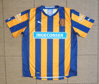 Camisa Original Rosário Central 2011/2012 Home