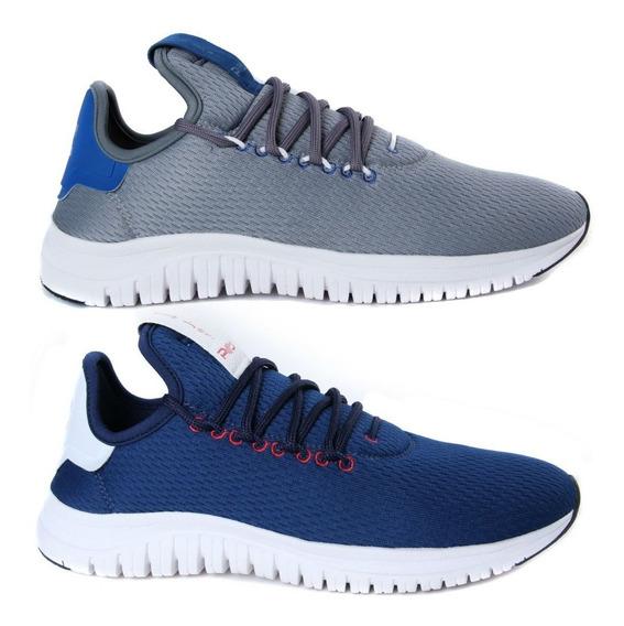 Tenis Joy Esporte Casual Kit 2 Pares Sapato Sapatenis Barato