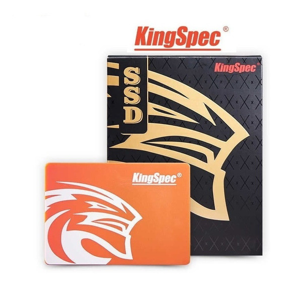 Hd Ssd 256 Gb Kingspec Sata 3 Gamer Pronta Entrega
