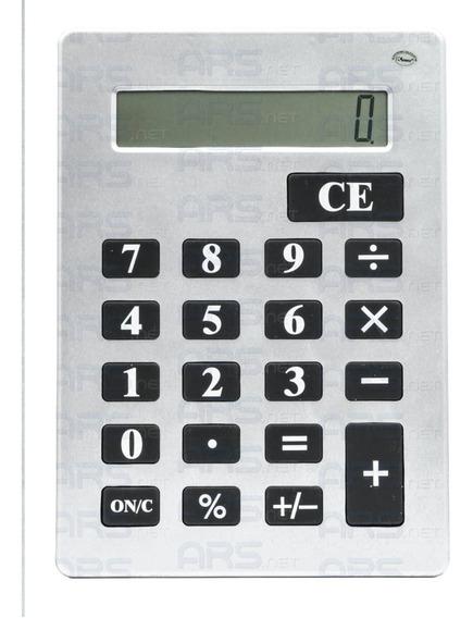 Super Calculadora De Mesa Grande Gigante Benko 8 Digitos