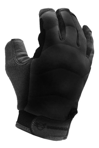 Luva Em Couro Sintético Com Proteção Uv Black - Guepardo
