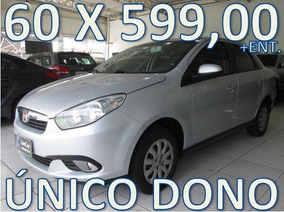 Fiat Grand Siena 1.4 Attractive Entrada + 60 X 599,00 Fixas