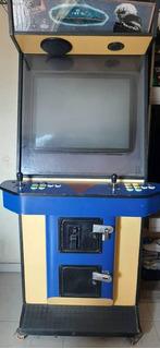Maquina Arcade Tekken Tag.