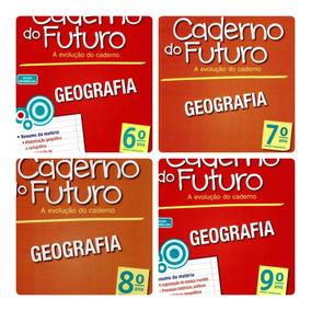Caderno Do Futuro De Geografia 6°. 7°, 8° E 9° Ano Do Aluno