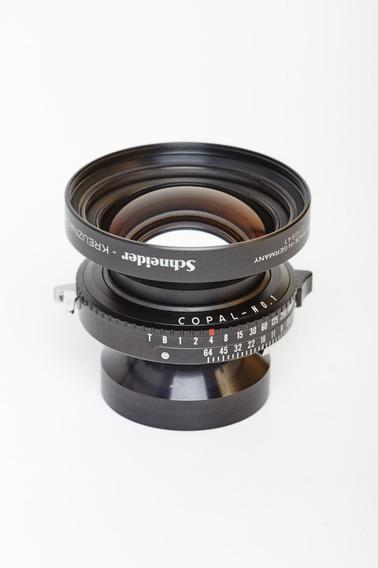 Lente 4x5-schneider Symmar-s 210mm-5.6