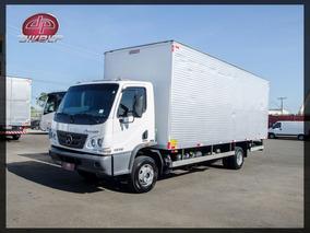 Caminhão Mb 1016 Accelo Baú 2013