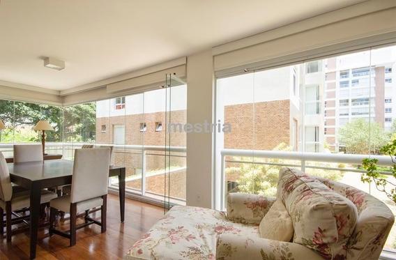 Magnífico Apartamento Garden Duplex. Moderno E Construção Recente! - Di33249