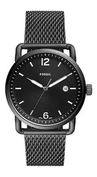 Relógio Fossil The Commuter 3h Date Masculino Fs5419/1cn