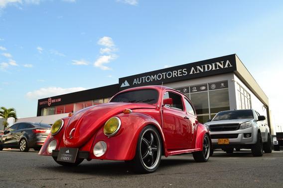 Volkswagen Escarabajo 1954 1.6 Fwd Mec. 282