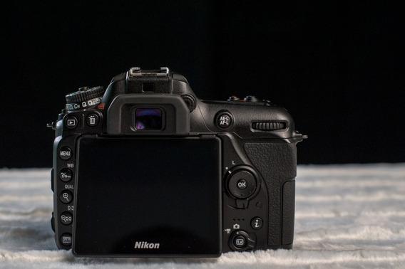 Nikon D7500 En Excelente Estado!!!