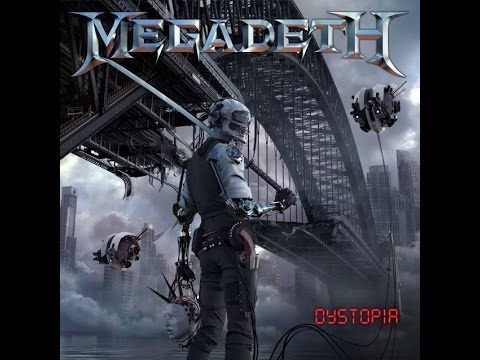 Cd Megadeth- Dystopia