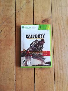 Call Of Duty Advance Warfare Xbox 360. Envios Gratis.