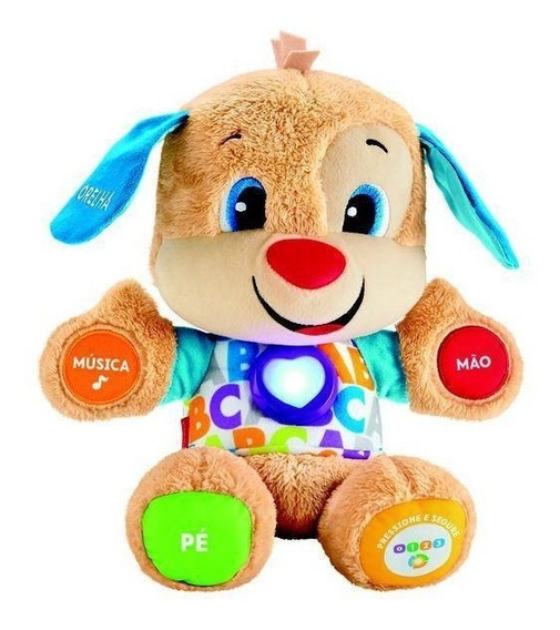 Cachorrinho Smart Stages Fisher-price - Mattel