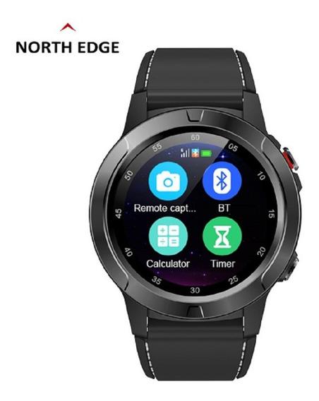 Relógio North Edge Xtrek 3 C/ Gps-notificações / Esportes