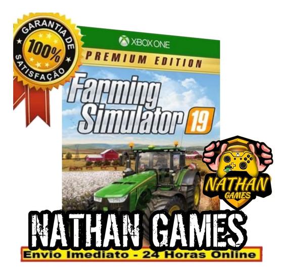 Farming Simulator - Xbox One (mídia Digital) + Brinde