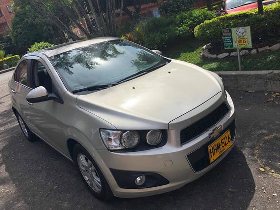 Chevrolet Sonic 4nb