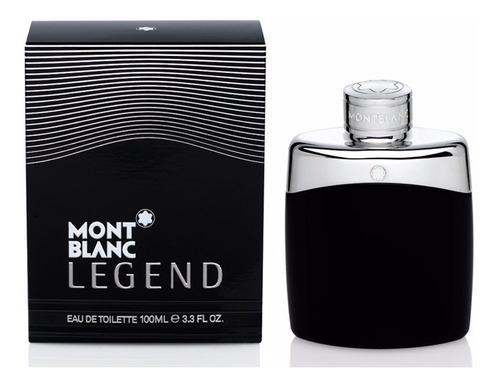 Perfume Mont Blanc Legend 100 Ml Para Hombre Original