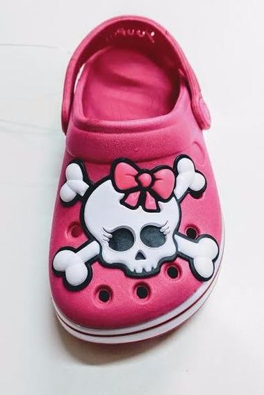 12 Sapato Infantil Yuupiii Monster Babuche Sandália Escolar