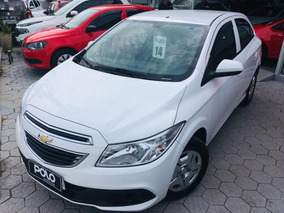 Chevrolet Onix 1.0 Mpfi Lt 8v 2014 Branco Flex