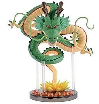 Dragon Ball Shenlong Figura De Ação Brinquedo + 7 Esferas