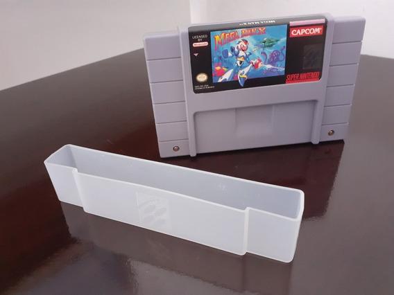 Mega Man X - Snes - Original