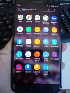 Samsung A7 2017 Tela 5,7 16m