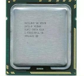 Intel Xeon X5570 Quad Core 2.93ghz 8mb 6.40gt/s Qpi 1366p