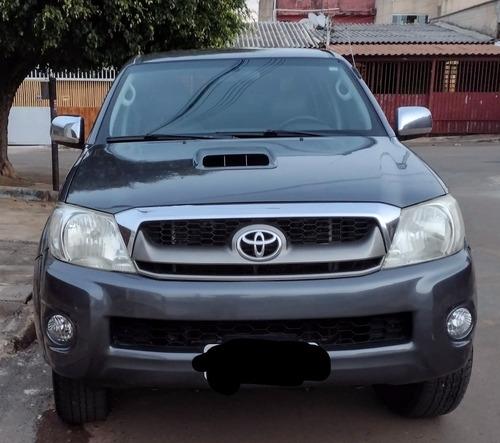 Toyota Hilux 2010 3.0 Srv Cab. Dupla 4x4 Aut. 4p