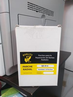 Parche Reparacion Llantas Quality Nro 14