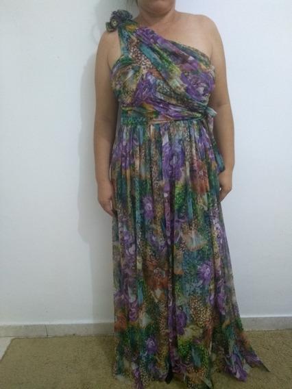 Vestido Para Festa Tropical