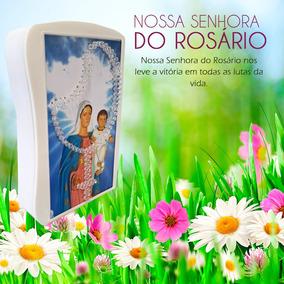 Terço Iluminado Nossa Senhora Do Rosário