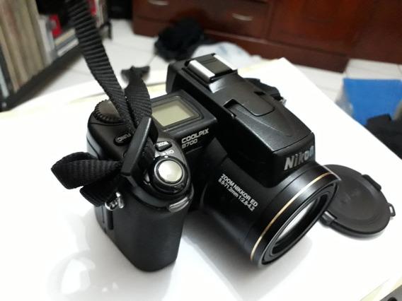 Máquina Digital Nikon Importada