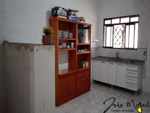 Casa Sebastiao Moraes, Ca00559, Catanduva, Joao Miguel Corretor De Imoveis, Imobiliaria Em Catanduva - Ca00559 - 69347001
