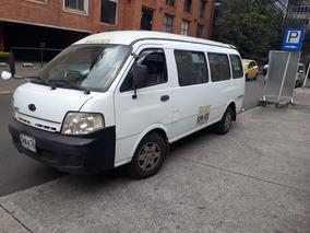 Kia Pregio Microbus De 19 Pasajeros Modelo 2010