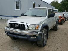Tacoma 2004 En Partes Motor, Transmision Y Mucho Mas
