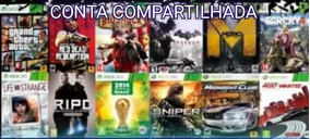 Gta V±11 Jogos Midia Digital Xbox 360
