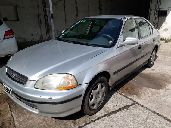 Honda Civic 1.6 Lx At 1998