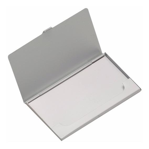 Porta Cartão De Metal