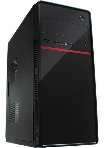 Pc Cpu Nova Intel Core I5 4gb Hd 500gb Wifi Hdmi Promoção