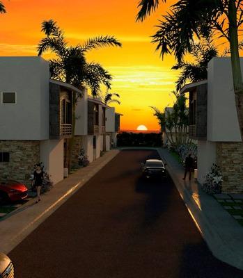 Preventa De Casas Nuevas En Coto Privado