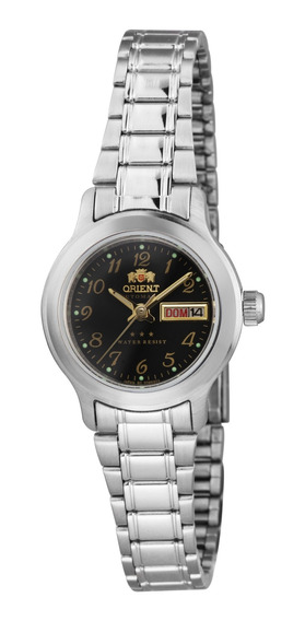Relógio Orient Automático Feminino Preto 559wa6x P2sx
