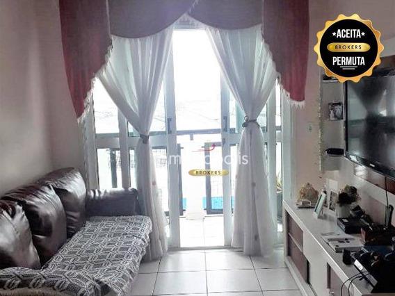 Apartamento Com 3 Dormitórios À Venda, 66 M² Por R$ 290.000 - Prosperidade - São Caetano Do Sul/sp - Ap3328