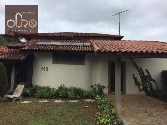 Casa Com 4 Dormitórios À Venda, 600 M² Por R$ 1.700.000 - Morada Do Verde - Franca/sp - Ca0419