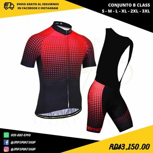Conjunto De Ciclismo Sillenyond