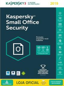 Kaspersky Small Office Security 10+1 Servidor 2019